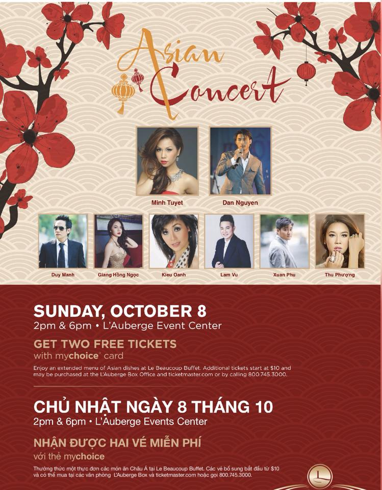 Live Show Asian Concert